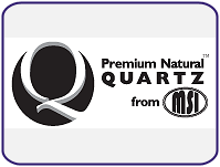 Q Premium Natural Quartz from MSI